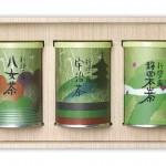 産地別茶3本セット