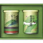 産地別茶2本セット